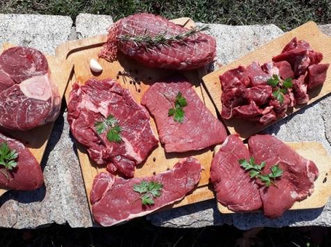 La ferme de Rustan - Colis Bœuf Limousin 5 Kg Tradition