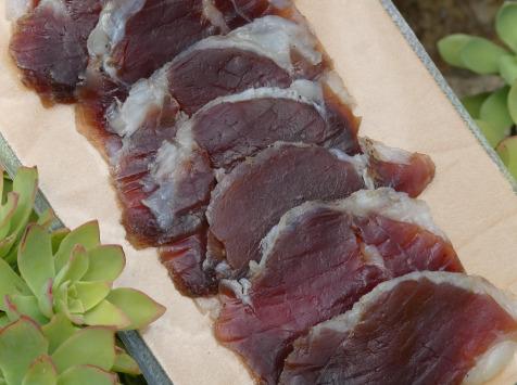 Terres En Vie - Filet Mignon Séché Bio de Mangalica 100g