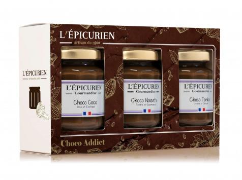 L'Epicurien - Coffret Choco Addict