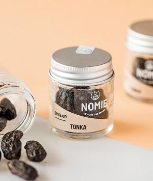 Nomie, le goût des épices - Fèves Tonka