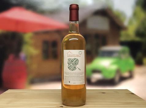 Les Perles Rouges - 'vin De Rhubarbe'' - 75cl