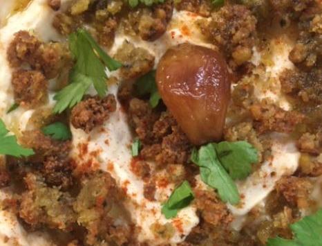 Colette Natural Food - Houmous Premium Et Son Crumble De Falafel