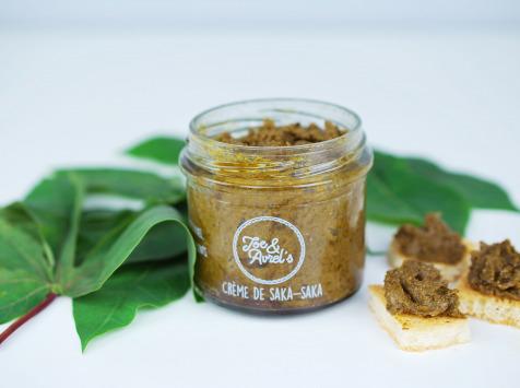 Joe & Avrels - Crème De Saka Saka Plat Traditionnel Du Congo