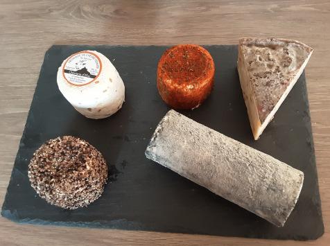 Gourmets de l'Ouest - Plateau dégustation Côte d'emeraude / sud Manche