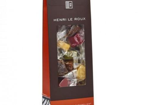 Maison Le Roux - Sachet Caramels Assortis - 200g