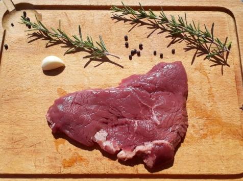 La ferme de Rustan - [Précommande] Steak Macreuse de Bœuf Limousin 1kg