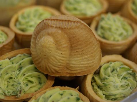 L'escargotière BONVALOT - 10 Douzaines d'Escargots SURGELES en CROquille au Beurre d'Ail et de Persil et au Vin Jaune
