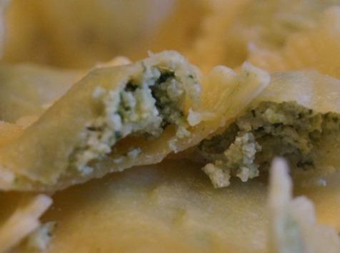 Lioravi, l'authentique pâte fraîche ! - Assortiment Raviolis Bio Fromages