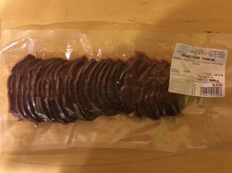 La Ferme du Luguen - Magret De Canard Fumé Tranché