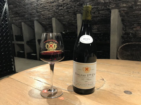 "Domaine Michel & Marc ROSSIGNOL - Volnay 1er Cru ""Les Pitures"" 2016"