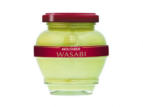Domaine des Terres Rouges - Moutarde Au Wasabi 200g