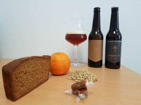Brasseurs Anonymes - Bière Ambrée Ipa Aux Notes De Fruits Confits Et Épices - 12 Bouteilles