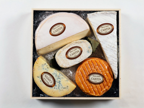 La Fromagerie Marie-Anne Cantin - Plateau Prestige N 2