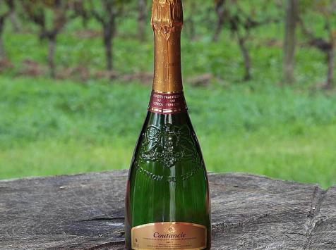 Nature viande - Domaine de la Coutancie - Domaine de coutancie vin effervécent méthode traditionnelle blanc x1