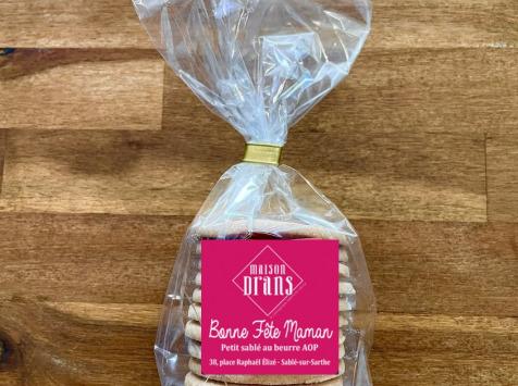 Biscuiterie Maison Drans - Sablés Bonne Fête Maman