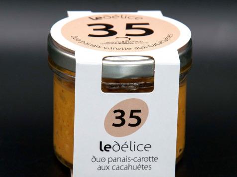 Secrets de Famille - Duo Panais - Carottes aux Cacahuètes