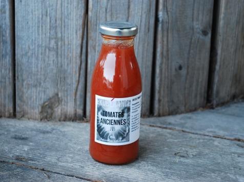 La Boite à Herbes - Jus De Tomate Ancienne - 25cl