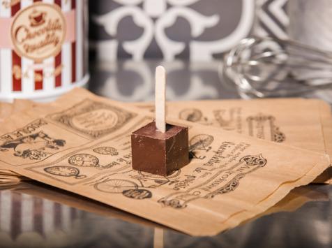 Le Petit Atelier - Sucette Chocolat Chaud Au Lait