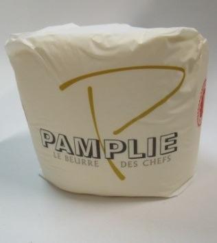 Laiterie de Pamplie - Beurre Demi-sel Pamplie 5kg