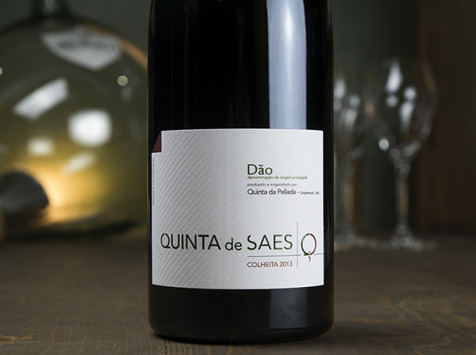 Dyvin - Quinta De Saes - Dao Tinto - Lot De 6 Bouteilles
