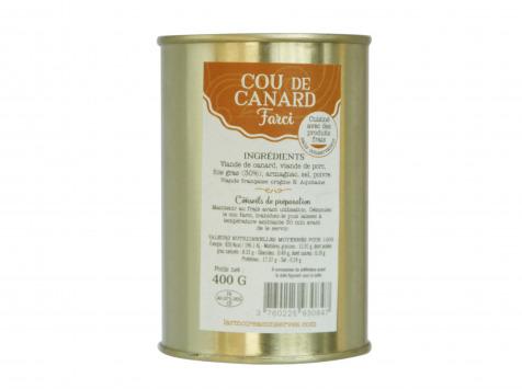 L'Armoire à Conserves - Cou De Canard Confit