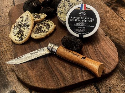 Domaine de Vielcroze - Beurre De Truffe Noire Du Périgord - 25% Tuber Mélanosporum- 50 Gr