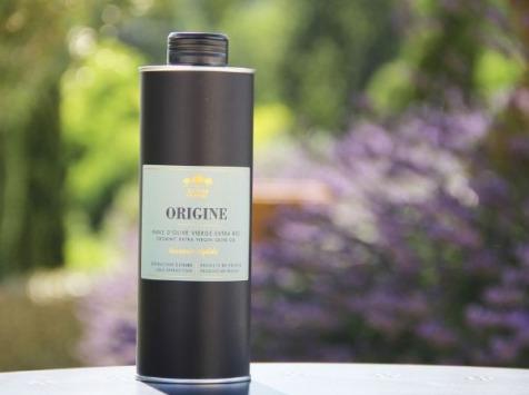 Moulin à huile Bastide du Laval - Huile d'Olive Fruité Vert Origine  - 50cl Bidon