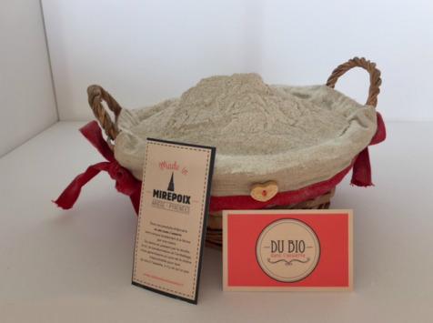 Du bio dans l'assiette - Farine De Sarrasin Bio 1kg