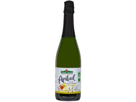 Les Côteaux Nantais - Apibul Pommes Poires 75 cl Demeter