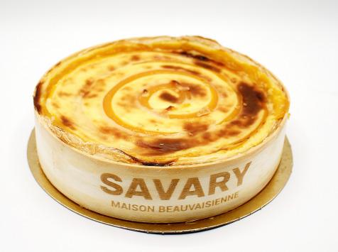 Maison Savary - Flan Passion - 8 Personnes