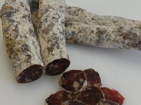 Ferme les Acacias - Saucisse Séche Au Piment D'espelette