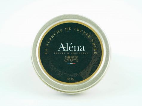 ALENA la Truffe d'Aquitaine - Suprême De Truffe Noire du Périgord Fraiche Tuber Melanosporum - 30g