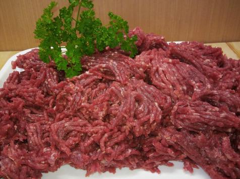 Ferme du caroire - Préparation Hachée De Viande De Chèvre Au Sel De Guérande