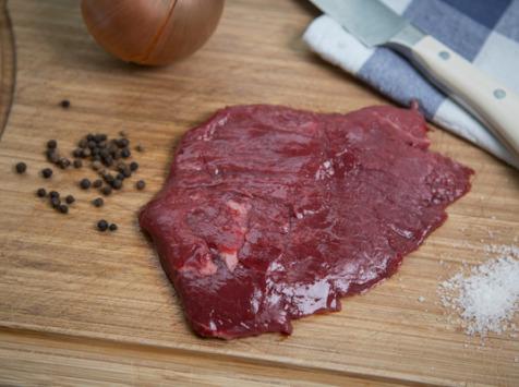 Ferme Les Barres & Monsieur Fermier - Biftecks De Boeuf 2 X 200g