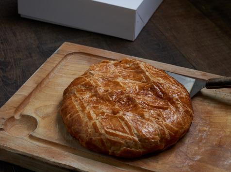 La Cuisine des Belles Volailles - Chef Antoine Westermann - [SURGELÉ] Tourte 100% Volaille Label Rouge - 4 personnes