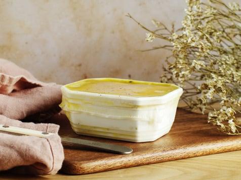 Ferme Caussanel - Foie Gras De Canard Entier Mi-cuit 350 Gr