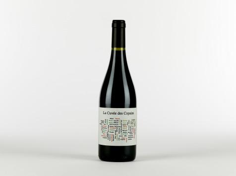 """Mas Levigné - Vin du Sud-Ouest, """"La Cuvée Des Copains"""" 2016"""