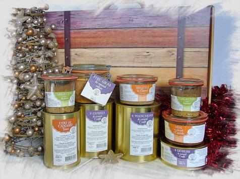 L'Armoire à Conserves - Coffret Gastronomique Noël du Sud Ouest
