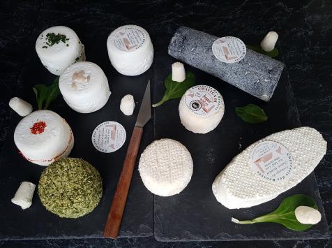 Les Délices de la Chèvrerie - Plateau Royal : Le Meilleur Du Fromage De Chèvre