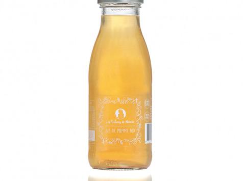 Les délices de Noémie - Jus De Pomme Bio pour bébé 6x25cl