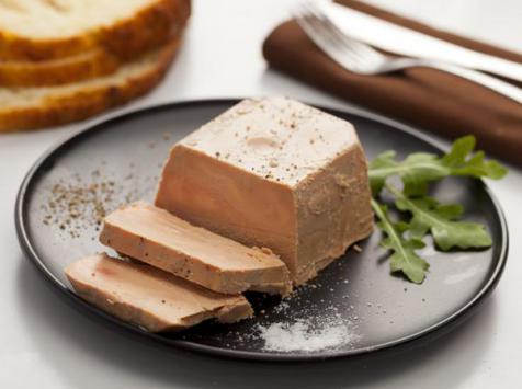 Fumage du Val de Lys - Terrine De Foie Gras Mi-cuit 450g