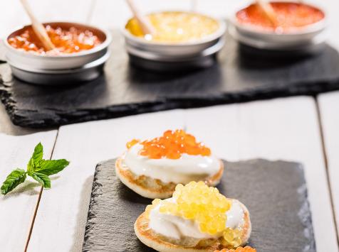 Caviar de Neuvic - Apéro - Retour de pêche
