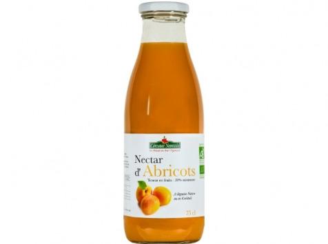 Les Côteaux Nantais - Nectar Abricots 75 Cl