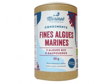 Marinoë - Fines algues marines