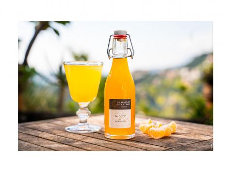 La Maison du Citron - Sirop de Mandarine