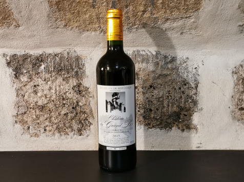 La Fromagerie Marie-Anne Cantin - Vin rouge Château du Grand Bos 2015