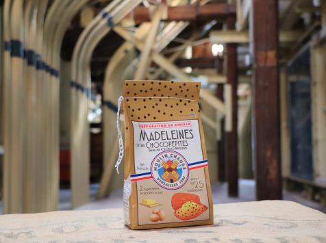Moulins de Versailles - Préparation Pour Madeleines Chocopépites - 375g