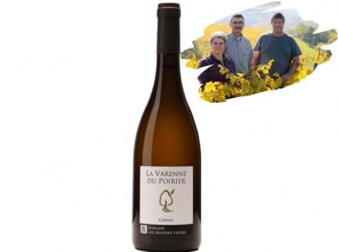 Réserve Privée - AOC Anjou Bio - Domaine les Grandes Vignes - La Varenne du Poirier Blanc 2016