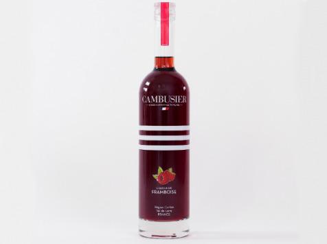 Cambusier, liqueurs artisanales françaises - Liqueur Artisanale De Framboise