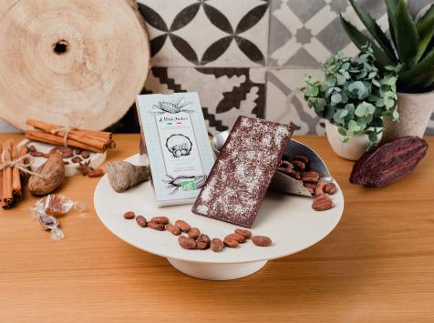 Le Petit Atelier - Tablette Chocolat Noir Bio À La Noix De Coco